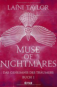 Coverfoto Muse of nightmares Das Geheimnis des Träumers