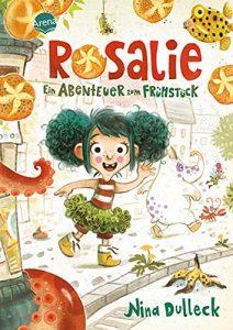 Coverfoto Rosalie ein Abenteuer zum Frühstück