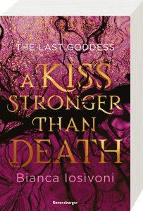 Coverfoto A Kiss stronger than death