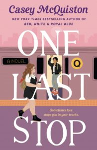 Coverfoto One last stop