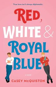 Coverfoto Red, White & Royal Blue