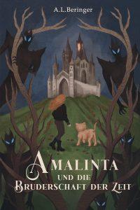 Coverfoto Amalinta und die Bruderschaft der Zeit