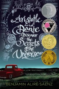 Coverfoto Aristotle and Dante discover the secrets of the universe