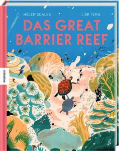 Coverfoto Das great Barrier Reef