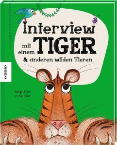 Coverfoto Interview mit einem Tiger