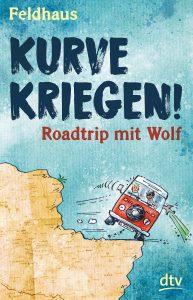 Coverfoto Kurve kiregen Roadtrip mit Wolf