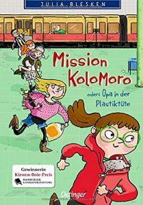 Coverfoto Mission Kolomoro