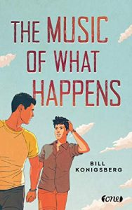 Coverfoto The music of what happens