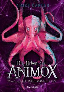 Coverfoto Die Erben der Animox 2