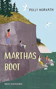Coverfoto Marthas Boot