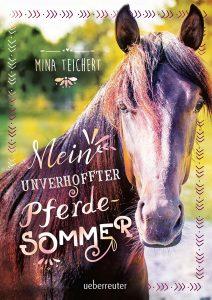 Coverfoto Mein unverhoffter Pferdesommer