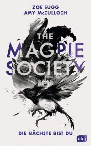 Coverfoto The Magpie Society