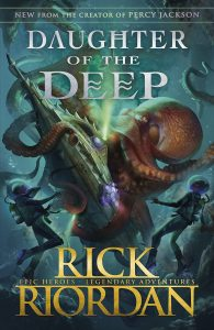 Coverfoto Daughter of the Deep