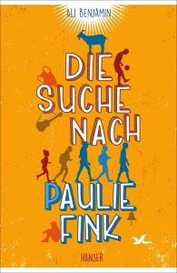 Coverfoto Die Suche nach Paulie Fink