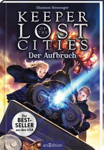 Coverfoto Keeper of the lost cities 1