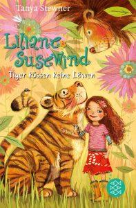 Coverfoto Liliane Susewind Tiger küssen keine Löwen